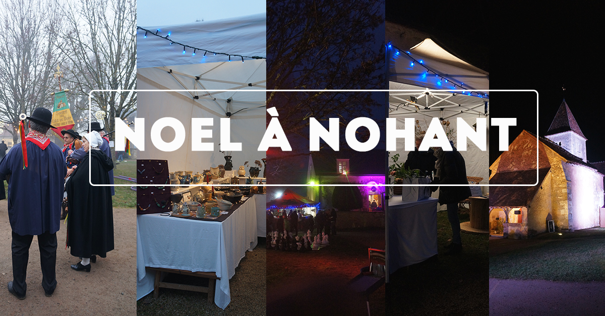 Permalink to: Noel à Nohant